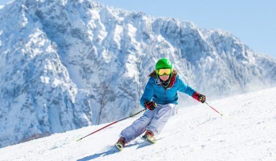Skifahren Unternberg